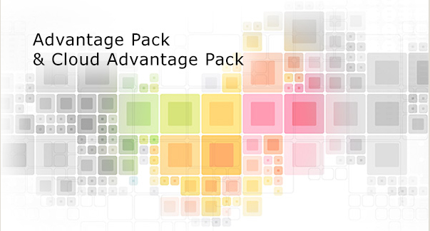 Advantage Pack Options