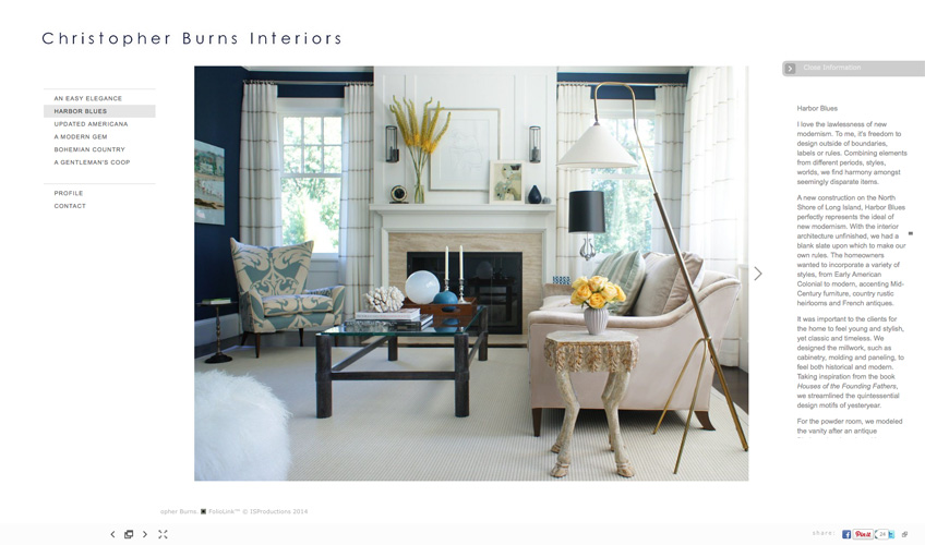 Christopher Burns Interiors